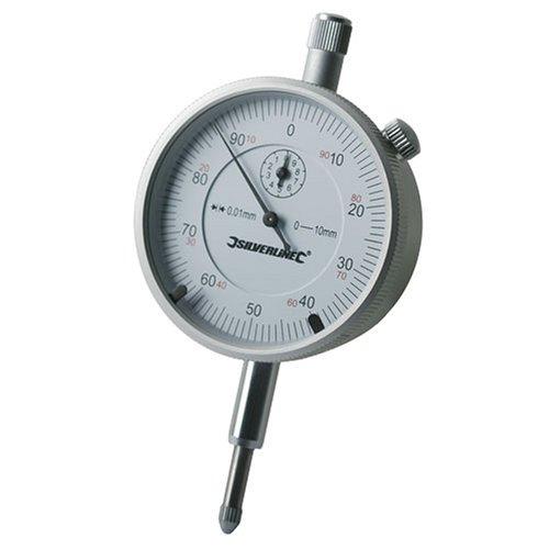 reloj comparador analogico